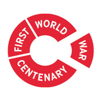 first world war centenery logo